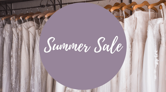 Summer Sample Sale1 min read