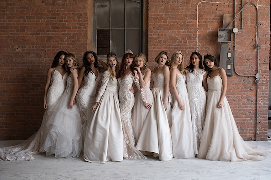 Maggie Sottero wedding dresses.