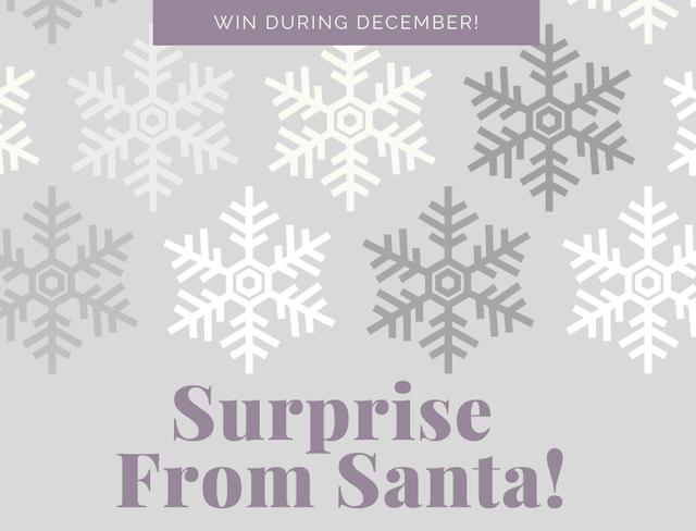 $500 from Santa!1 min read